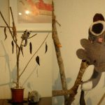 Felt Friends – Possum on the Gum Tree