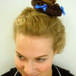 Free Hair Scrunchie Pattern & Tutorial
