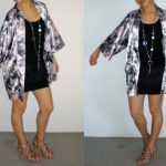 Winter Kate by Nicole Ritchie Inspired Kimono Cardigan