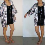Winter Kate by Nicole Ritchie Inspired Kimono Cardigan