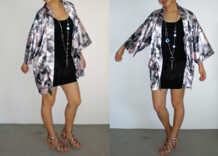 Winter Kate by Nicole Ritchie Inspired Kimono Cardigan - Sew in Love