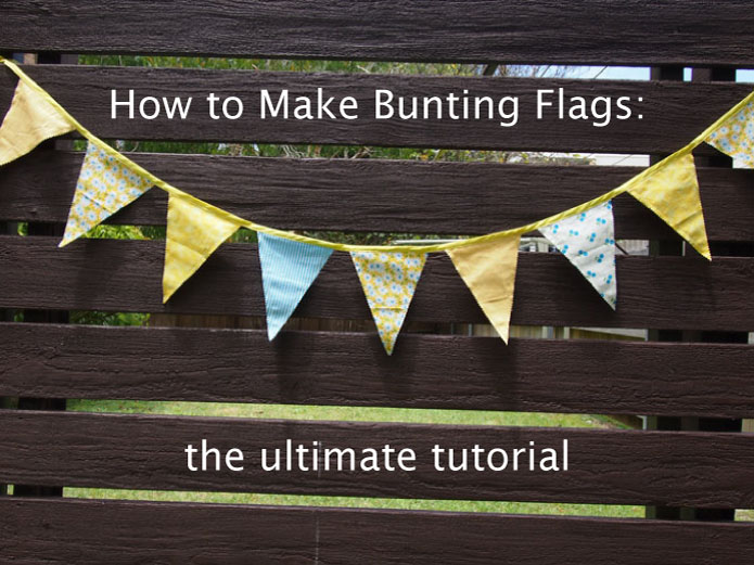 How-to-make-bunting-flags