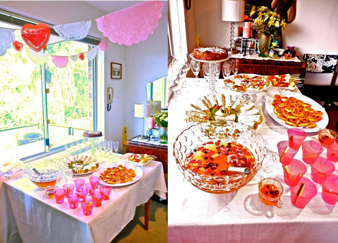 1950s vintage housewife bachelorette hens party