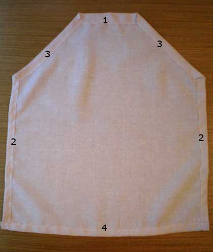 Sewing Patterns - Apron Patterns at SewThankful.com