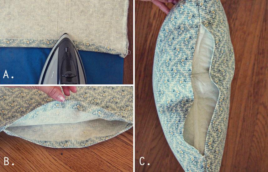 Button-cushion-tutorial-ボタン付きクッションカバー作り方-Step1