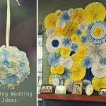 5 Spring wedding craft ideas – 春のウェディング手作り
