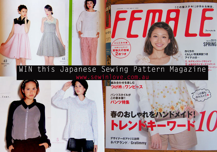 FEMALE-Japanese-Sewing-Mag-Competition-Cover-855px