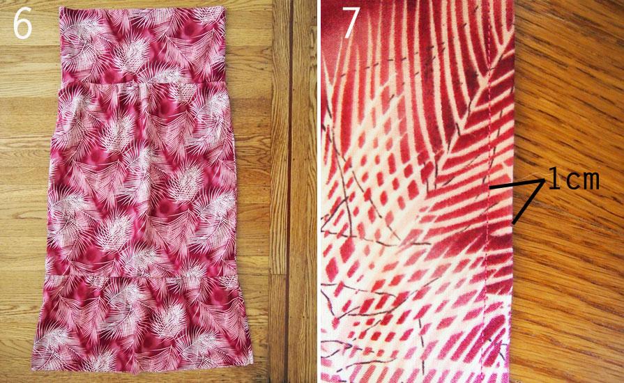 Free-Maxi-Dress-Pattern-Step-6&7