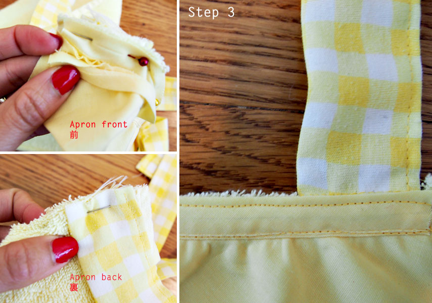 How-to-sew-hand-towel-apron-tutorial-Step-3
