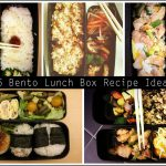 16 Days of Bento Lunch Boxes – 16日間のお弁当