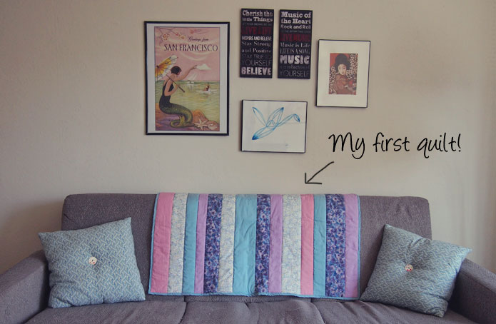Easy Quilt In A Day For Beginners Quilt As You Go Sew