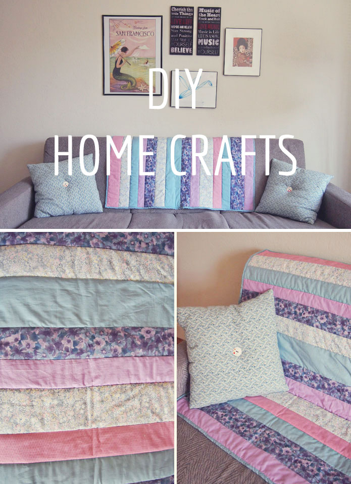 Easy quilt in a day for beginners: Quilt as you go! - Sew in Love : easy first quilt - Adamdwight.com