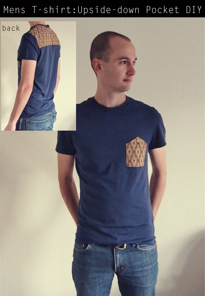 Mens-t-shirt-diy-upside-down-pocket-Pinterest