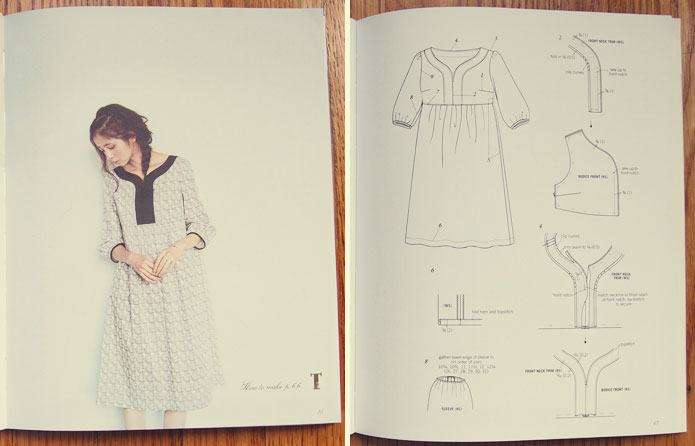 Sew Japanese Sew-Along: Let\'s make a dress from Stylish Dress Book 1 ...