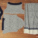 Stylish Dress Book: Dress T Sew Along Part 2 – Fabric cutting & interfacing