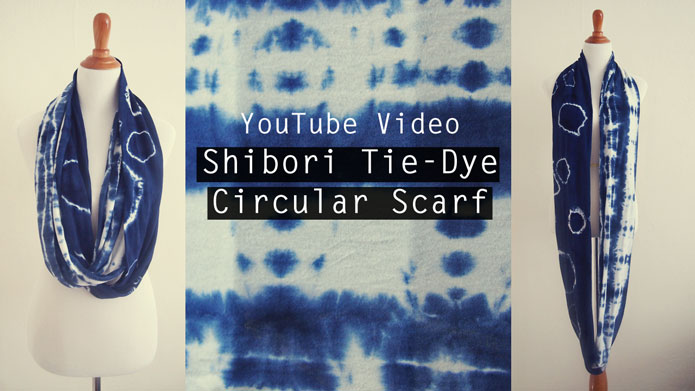 Shibori-Tie-Dye-Circular-Scarf-Featured