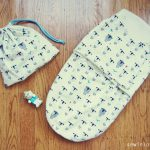 Free Sewing Pattern Review: Snuggler baby swaddle wrap