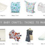 DIY Baby Craft Ideas: Things I'm going to make!