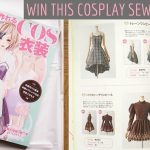 Japanese Cosplay Costume Sewing Book Giveaway
