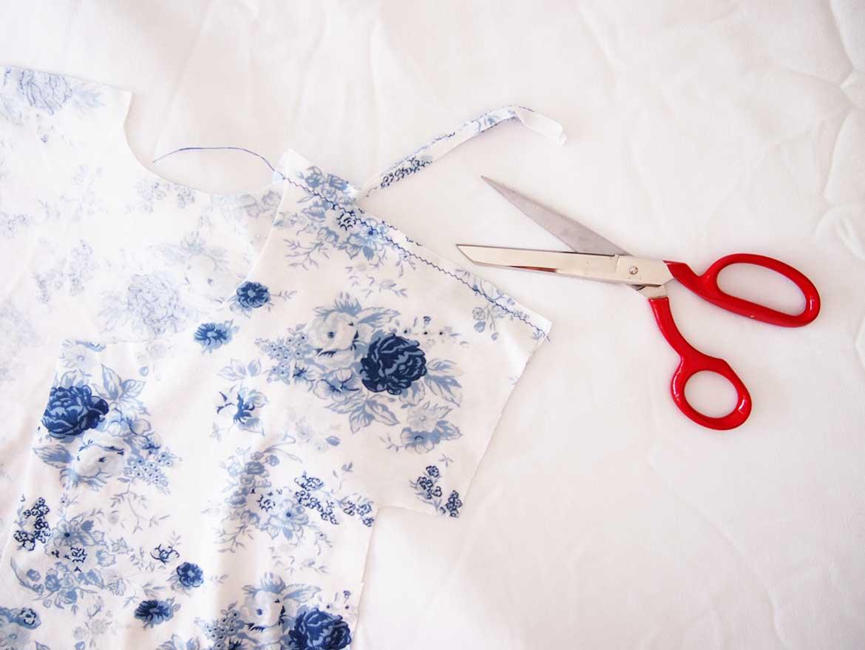 Baby kimono free sewing pattern!