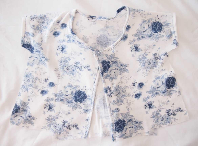 Baby Kimono | Free sewing pattern