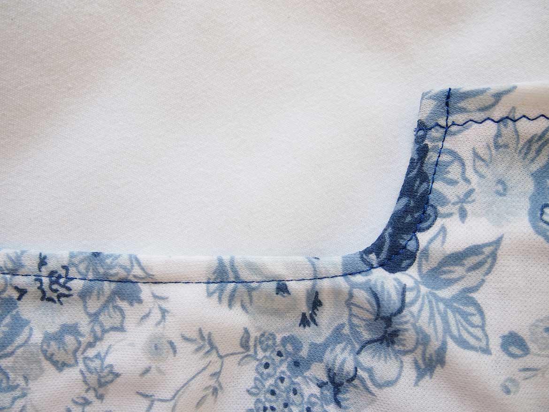 Free Sewing Pattern: Baby Kimono