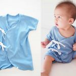 Another Baby Kimono Sewing Pattern – Onesie Version!