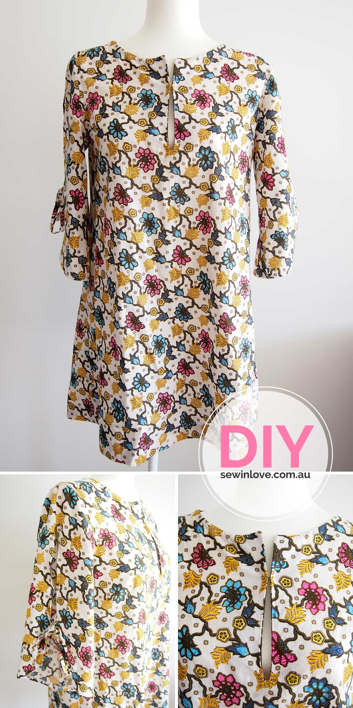 Sewing pattern tunic dress images craft decoration ideas tunic dress is this the best japanese sewing pattern maker sew diy tunic dress this is jeuxipadfo Gallery