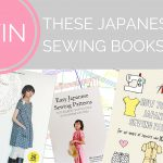 My Nani Iro Pillow + Japanese Sewing Giveaway