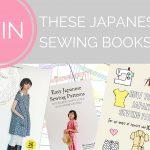 My Nani Iro Pillow + Japanese Sewing Giveaway