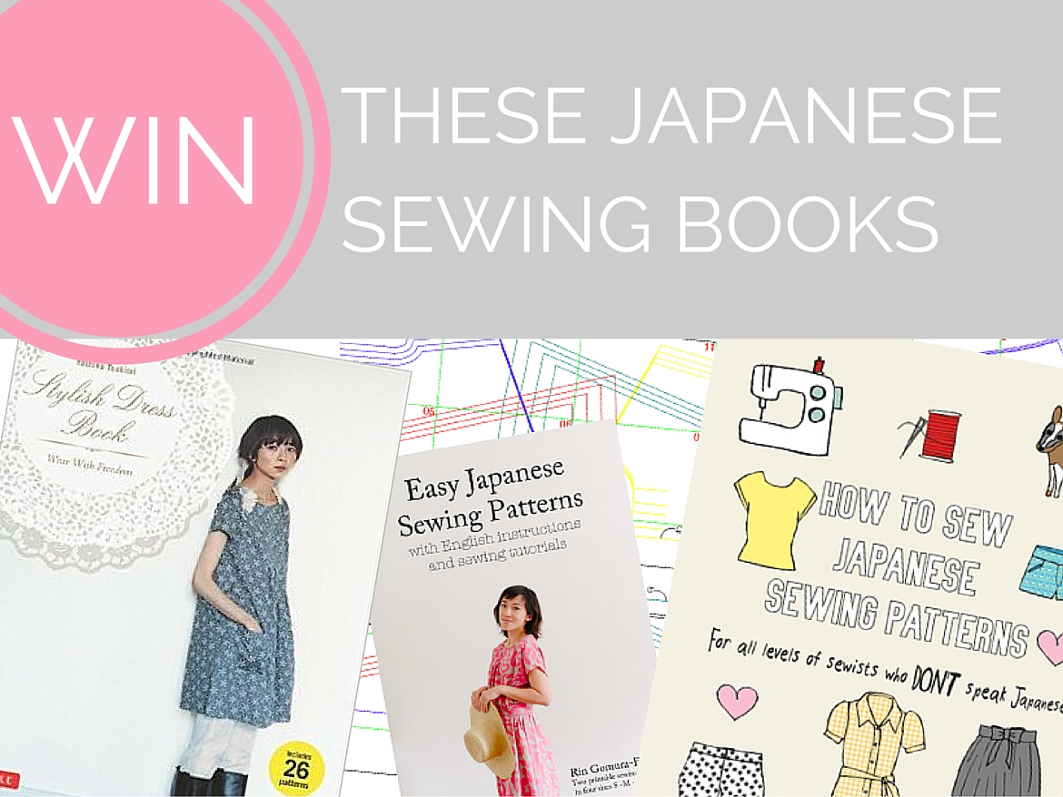 My Nani Iro Pillow + Japanese Sewing Giveaway - Sew in Love