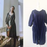 Japanese Pattern Review: Linen Shirt Dress from Simple Chic