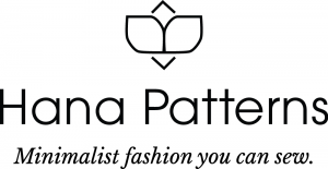 Hana Patterns: A new sewing patterns line by Sew in Love. If you love Japanese sewing patterns but wish they were available in western sizes, you're in luck. Minimalist, timeless and modern; Hana patterns is for women with effortless style.