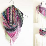 How to Crochet a Noro Scarf: Free + Easy Pattern with Video