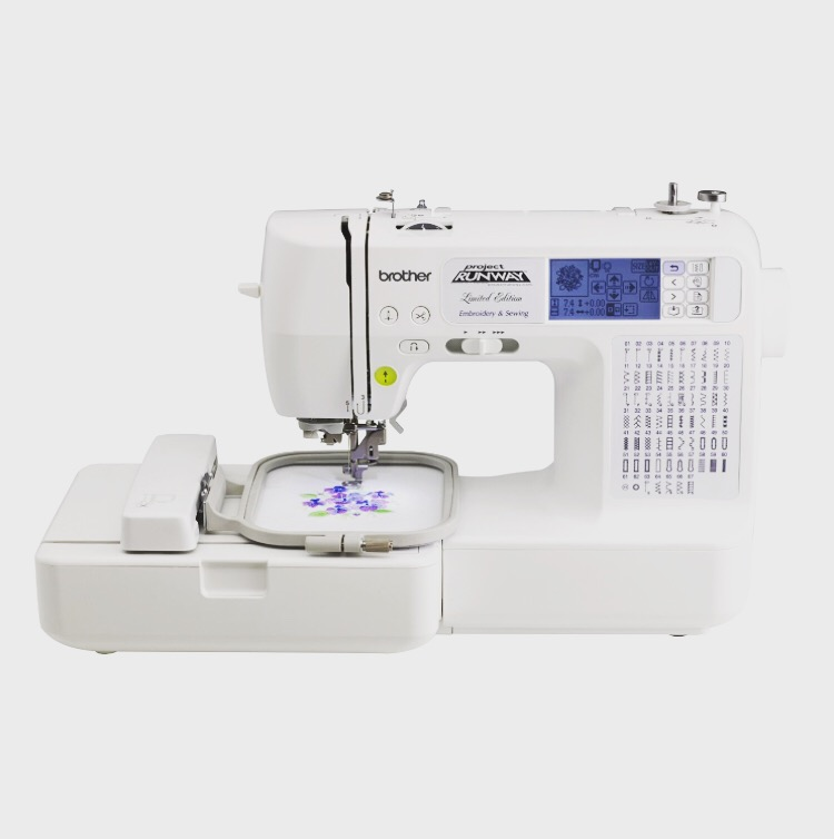 Win a Brother Project Runway Sewing Machine! It takes two minutes to enter the draw at https://us154.isrefer.com/go/HWLSB2017/a11812/