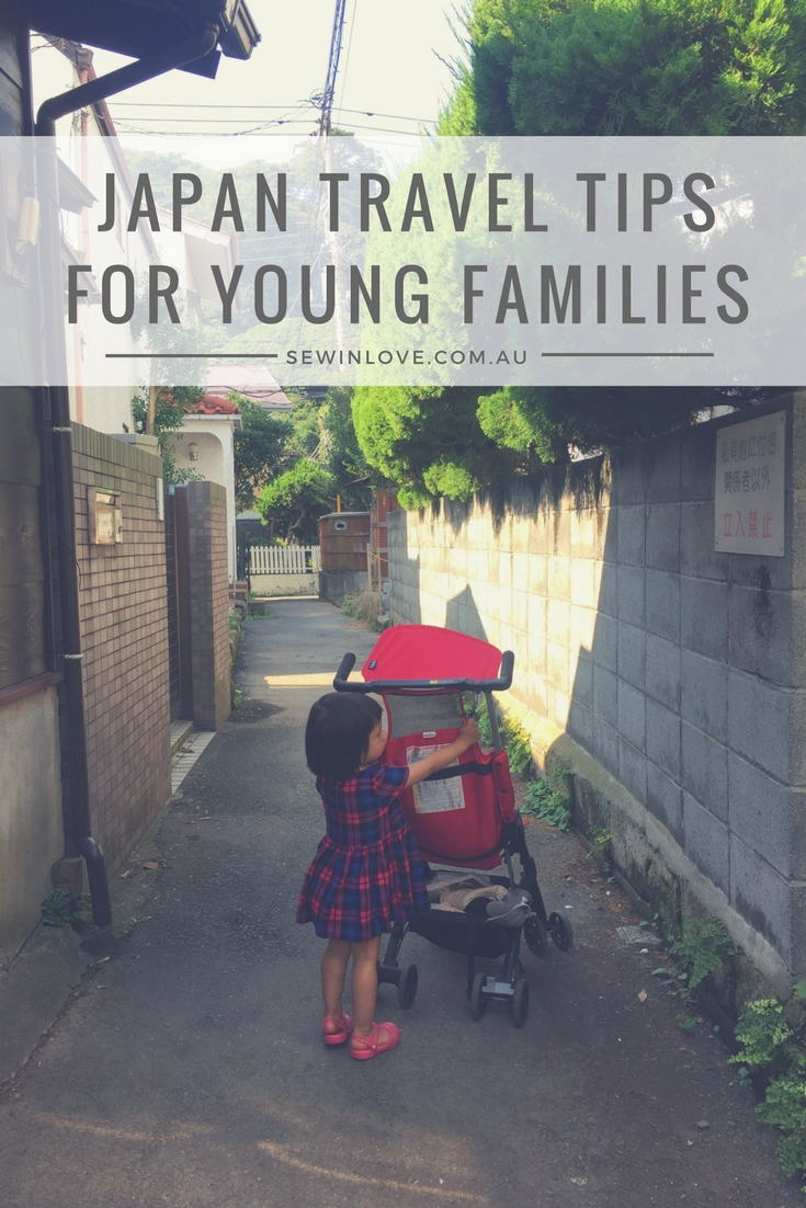 Japan Travel Guide for Young Families | 7 Locals' Tips to ensure a wonderful, stress-free family vacation in Japan.
