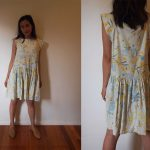 Japanese Cotton Dress from I am Cute Dresses