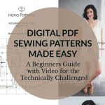 PDF Sewing Patterns Made Easy – A Beginners Guide for the Technically Challenged