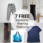 7 Free Japanese Sewing Patterns for Women to Try Today