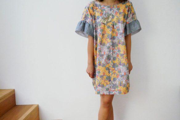 Make a Dress - Free Sewing Pattern