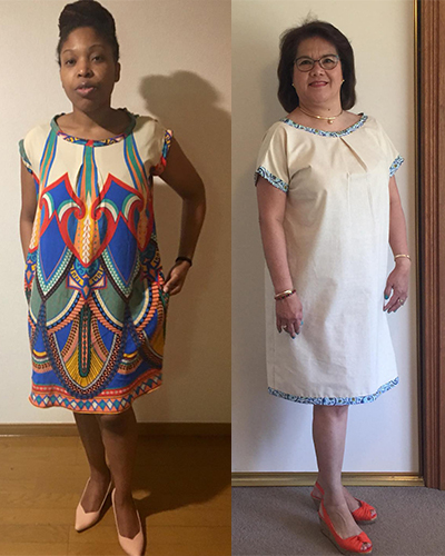One Dress Pattern, Multiple Ways - Learn to sew your dream dress with this sewing course!