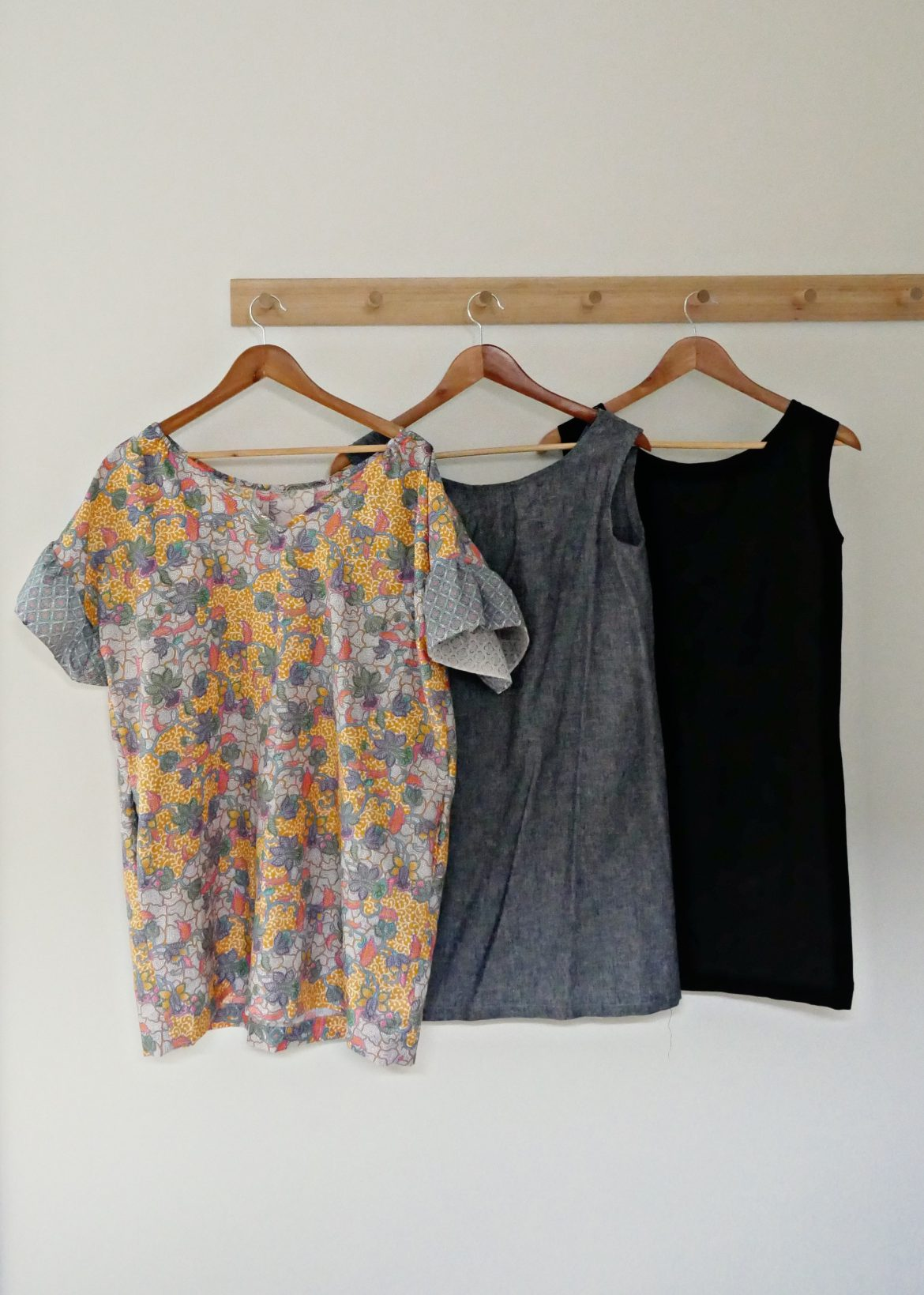 """Make ONE Dress Pattern into INFINITE Dresses - Learn how to """"hack"""" the Little Boxy Dress free sewing pattern to create multiple dresses of your dreams."""
