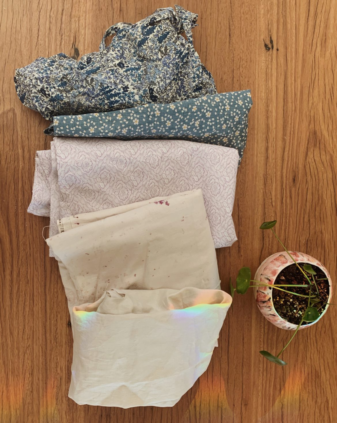 Japanese Fabrics in English Translation with Pictures