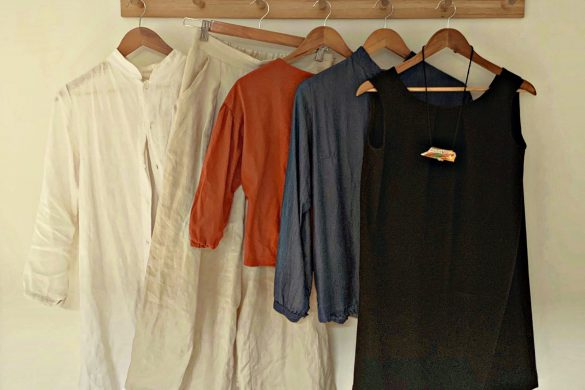 Sew Clothes for Your Handmade Wardrobe - Get started today by following these 5 simple steps to plan the handmade wardrobe of your dreams!